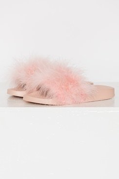 Dreamy Sandals - Light Pink