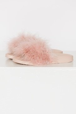 Dreamy Sandals - Midnight Pink