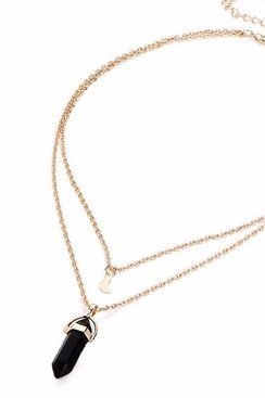 Enchanted Necklace - Black