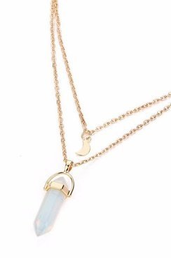 Enchanted Necklace - White