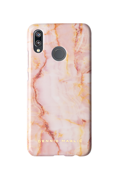 Huawei Fashion Case - Pink Stone