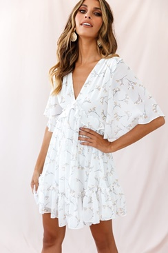 Floral dress - Vigiland