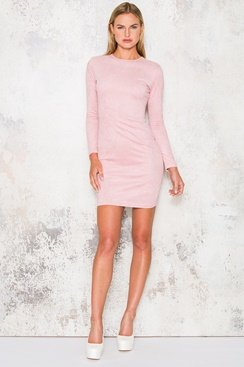 Kylie Dress - Pink