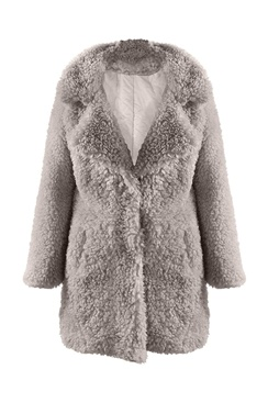 Lowe Fake Fur Coat