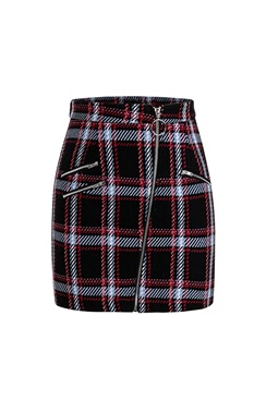 Patterned skirt - Allie