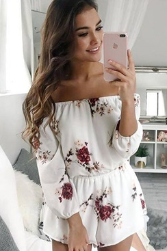 Morning Bell Playsuit