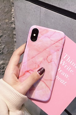 Pink Marble - Fashion Case S/S 18
