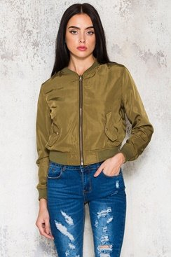 Bam Jacket - Army Green