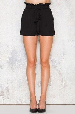 Freya Shorts - Black