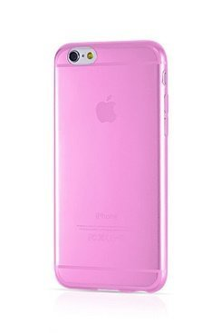 iPhone 6 Plus Silicone Cover - Pink