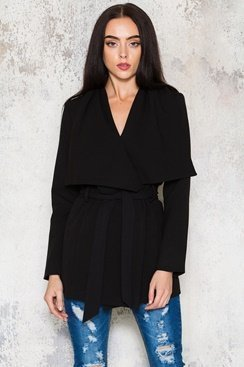 Revel Coat - Black