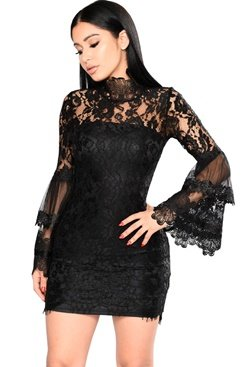 Rima Dress - Black
