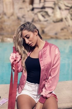Rosie Cross Jacket