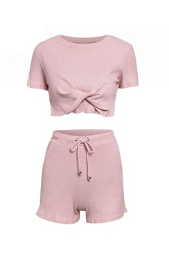 Playful Two Piece - Pink