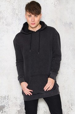 Stone Washed Hoodie