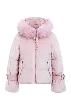 Vegan Lisa Jacket - Pink