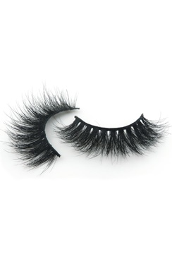 False eyelashes - 3D Mink - Kim