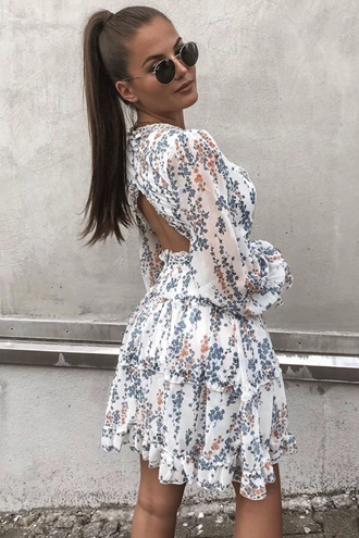 Floral dress - Verity