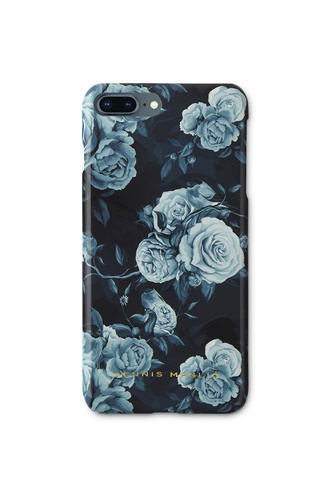 Case for iPhone - Blue Rose