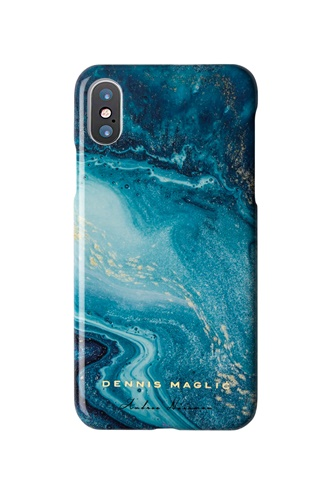 Case for iPhone - Blue Opal