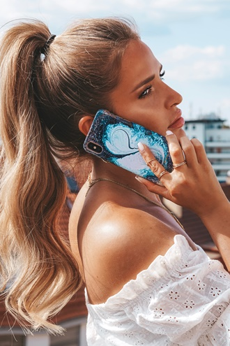 Fashion Case iPhone - Whisper of the Sea