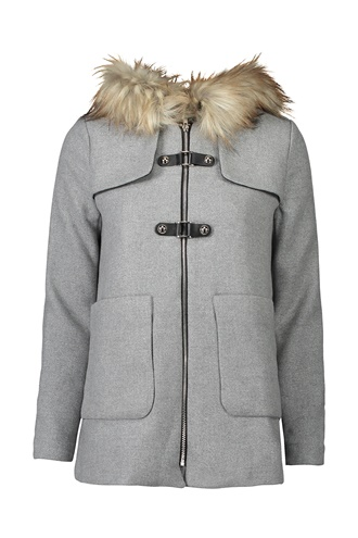 Willow Coat - Grey