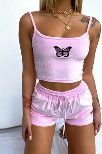 Butterfly Set - Pink