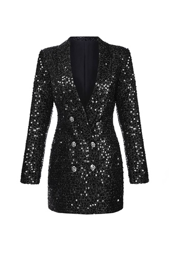 Donatella Blazer - Black