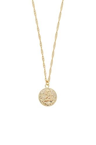 Necklace - Gold Angel