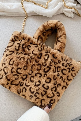 Leo Handbag - Brown