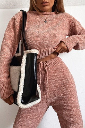 Mandy Two Piece - Pink