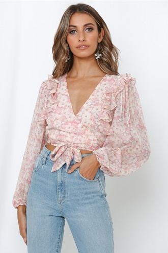 Floral top - Penelope