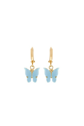 Butterfly Earrings - Sky