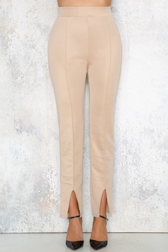 Polly pants - Beige