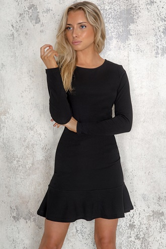 Black dress - Vesna