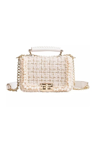 Trixie handbag - White