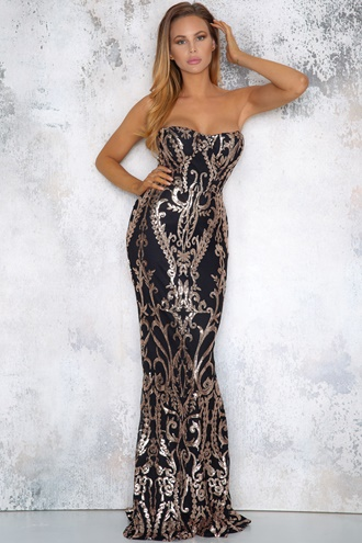 Valerian Maxi Dress