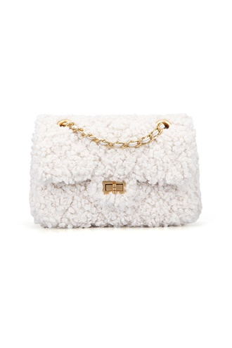 White Shoulder Bag - Nio