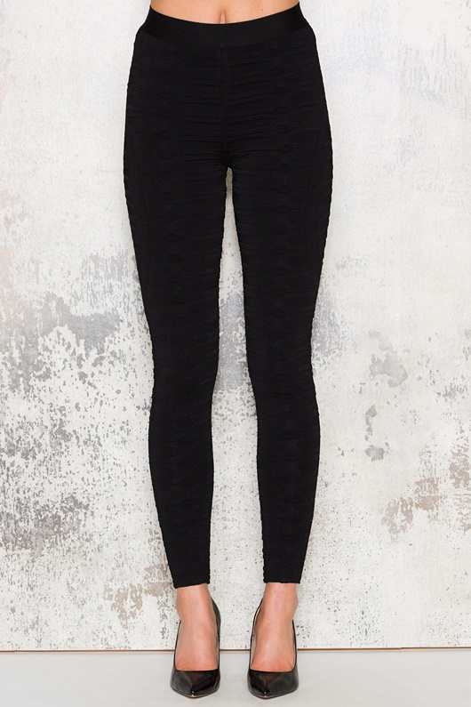 DM Beverly Hills Pants - Black