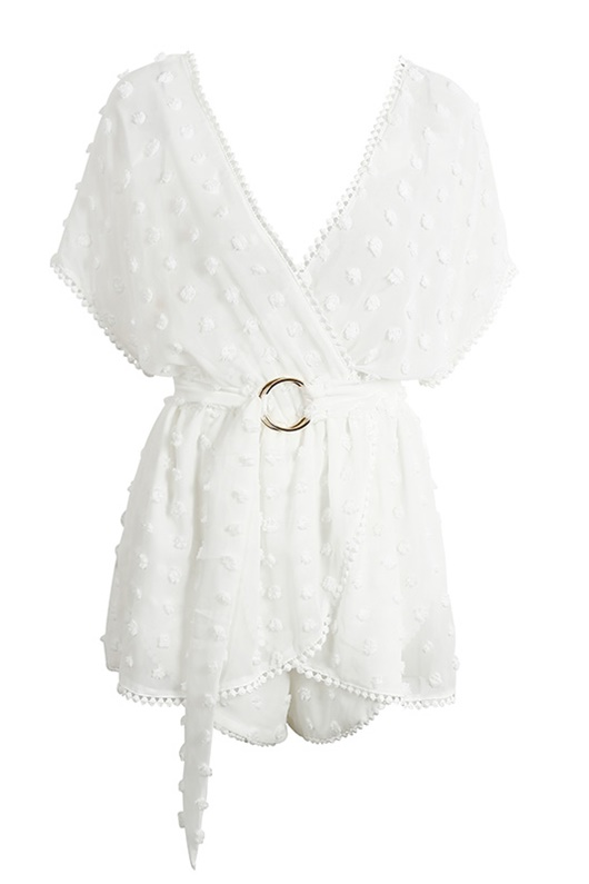 DM Vit playsuit - Dolce