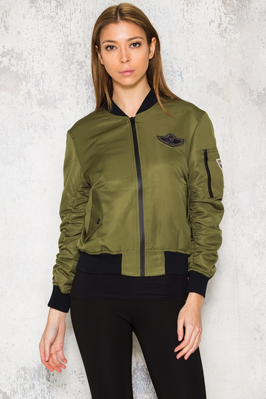 DM Eagle Jacket - Green