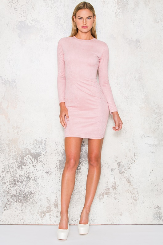 DM Kylie Dress - Pink