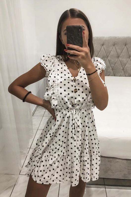 DM Polka dress - Ranja