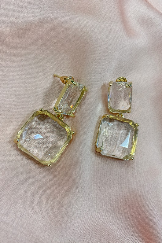 DM Crystal Earrings